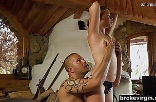 Lena Potapova Losing her virginity