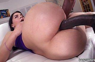 Monster Dick in Her Italian Ass