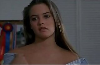 alicia silverstone forced by two guys