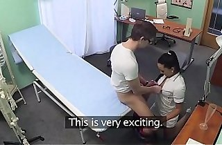 HOTTEST Nurse having SEX with doctor and PATIENT