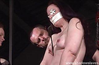 Vip  slaves  ,  spanked  ,  tits   sex videos